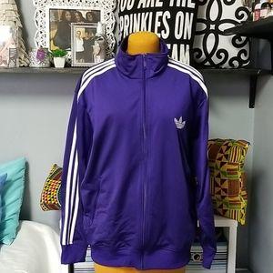 Authentic Adidas Track  Jacket